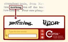 recaptcha acquired by google